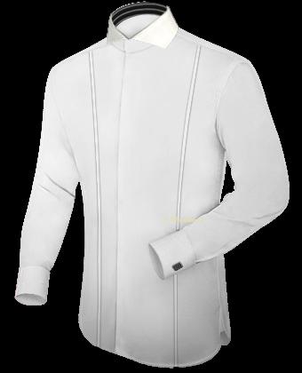 Overhemd Wit Maat 50