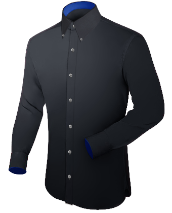 Design Overhemd Grote Maten with Button Down
