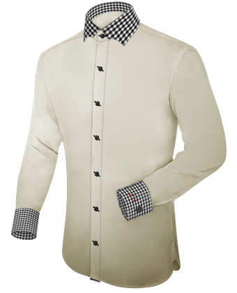 Diplomaten Hemd with Button Down