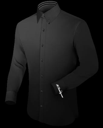Extra Lengte Overhemden with Hidden Button