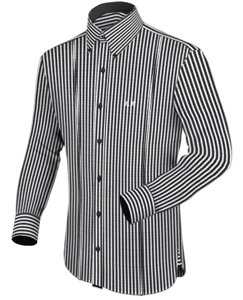 Formal Shirts with Button Down