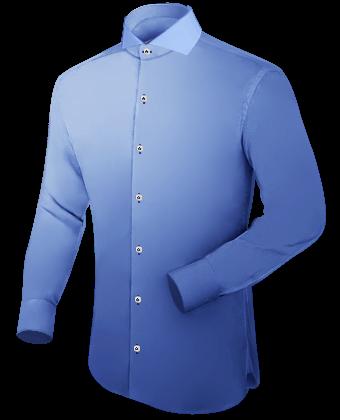 Gekke Overhemden with Cut Away 1 Button