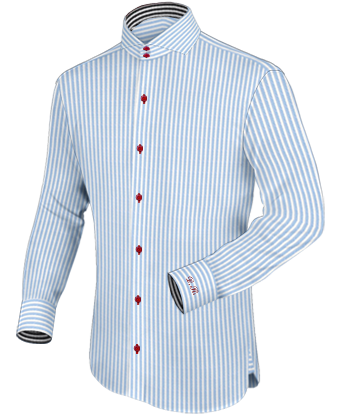 Create My Own Shirt with Cut Away 2 Button