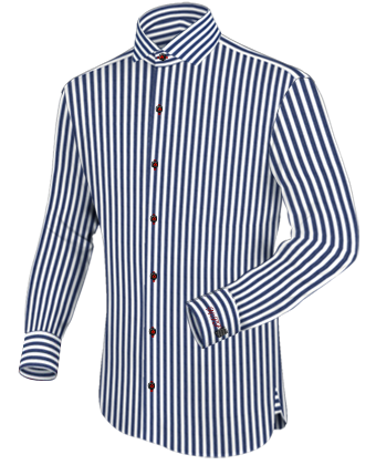 Exclusieve Herenkleding with Italian Collar 1 Button