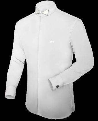 Grote Maten Mooie Overhemden with Tuxedo