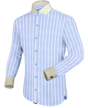 Exclusieve Shirts with Italian Collar 2 Button