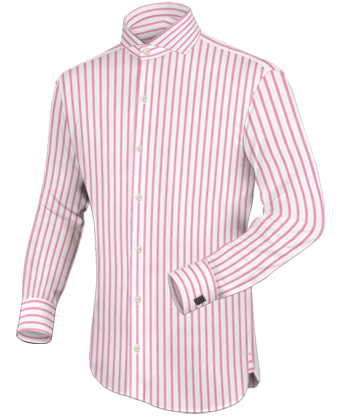Grote Maten Herenkleding with Cut Away 1 Button
