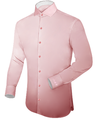 Grote Maten Online Shop with Italian Collar 1 Button
