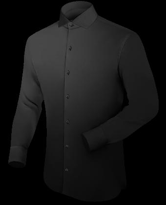 Smoking Overhemd Kopen with Italian Collar 1 Button