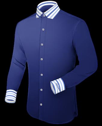Herenkleding Online with Modern Collar