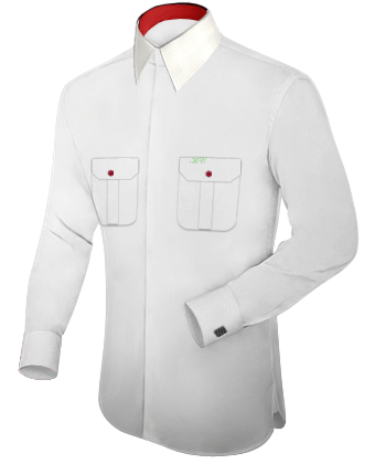 Maat 58 with French Collar 1 Button