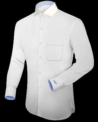 Maatkleding with Italian Collar 1 Button