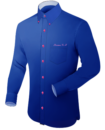 Mens Business Clothing with Button Down