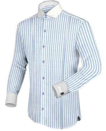 Mens Designer with Italian Collar 2 Button