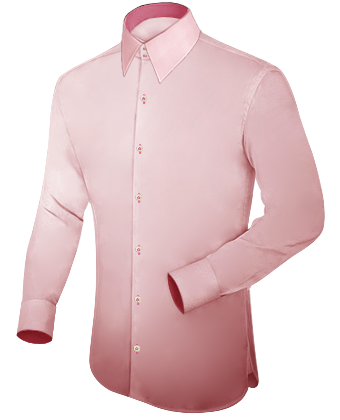 Design Your Shirt with French Collar 2 Button
