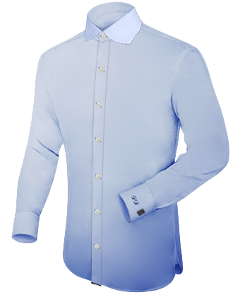 Hemd Op Maat with English Collar