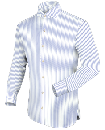 Damesmode Online with Italian Collar 1 Button