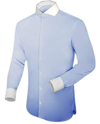 Design Your Own Shirt Online with Cut Away 1 Button