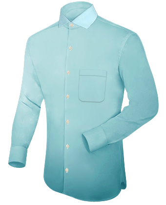 Online Kleding Bestellen with Italian Collar 1 Button