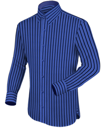 Online Overhemden with French Collar 2 Button