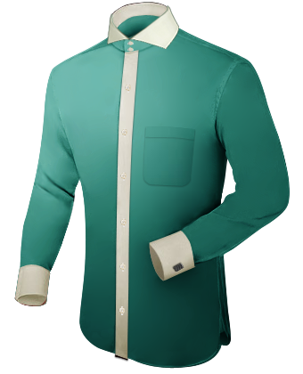 Personalized Clothing with Cut Away 2 Button