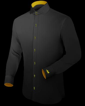 Shirt Creator with Italian Collar 2 Button