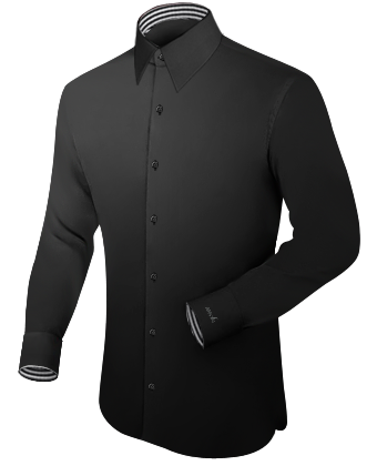 Grote Maten Breda with French Collar 1 Button