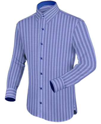 Grote Maten Rotterdam with French Collar 2 Button