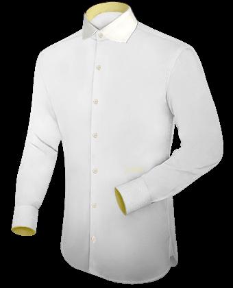 Bedrijfoverhemden with English Collar