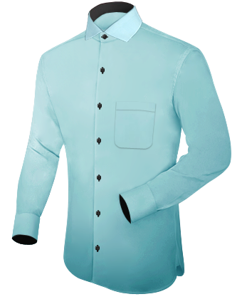 Grote Maten Zwolle with Italian Collar 1 Button