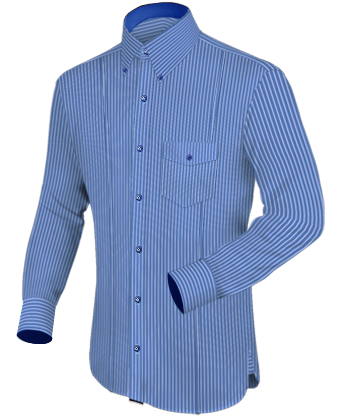 Grote Overhemden with Button Down