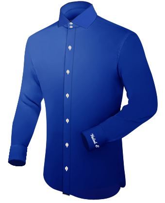 Buy Online Shirts with Italian Collar 2 Button