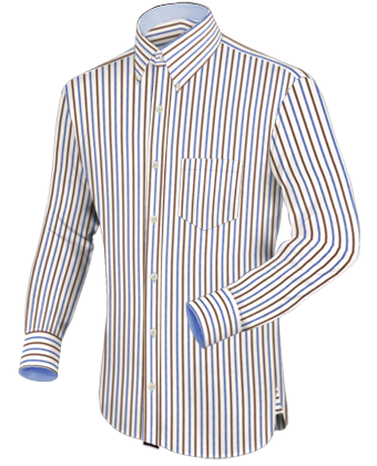 Creeer Overhemd with Button Down